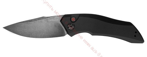 Нож-автомат Launch 1 BlackWash™ 80 мм. K7100BW (Kershaw)