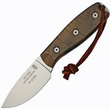 Нескладной нож Limited Edition RAT 3 Hunter, Walnut Handle, D2 Tool Steel 80 мм. ONT/8646 LIM (Ontario)