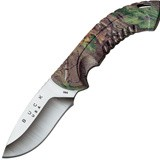 Нескладной нож Omni Hunter™ 10PT Realtree® Xtra Green Camo 80 мм. 0390CMS20-B (Buck Knives)