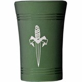 Рюмка Microtech Shot Glass, Olive Drab Green MT/ShotGlassGR (Microtech)