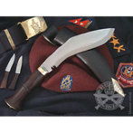 Нож 9'' Nepal Police (Security) Непальский кукри 230 мм. KH0009 (Royal Nepal)