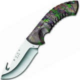 Нескладной нож Omni Hunter® 12pt Guthook Realtree Xtra Green Camo 100 мм. 0393 CMG20-B (Buck Knives)