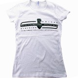 Футболка женская Extrema Ratio T-Shirt w/short sleeve white EX/930TSSPORTC WS (Extrema Ratio)