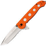 Нож складной Kit Carson Emergency M16 Tanto Orange 90 мм. CR/M16-14ZER (CRKT)