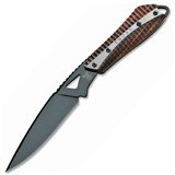 Нескладной нож Mark McLean Thorn Limited Edition 70 мм. B0017RWSLE (Buck Knives)