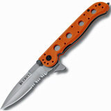 Нож складной Kit Carson Emergency M16 Spear Point Orange 80 мм. CR/M16-13ZE (CRKT)