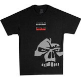 Футболка Emerson-Kershaw Skull Logo Black Shirt, Men's KTshirtMensEmersonBuilt (Kershaw)