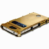 Корпус для iPhone® 4 iNoxCase Gold CR/INOX4G (CRKT)