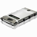 Корпус для iPhone® 4 iNoxCase Silver CR/INOX4S (CRKT)